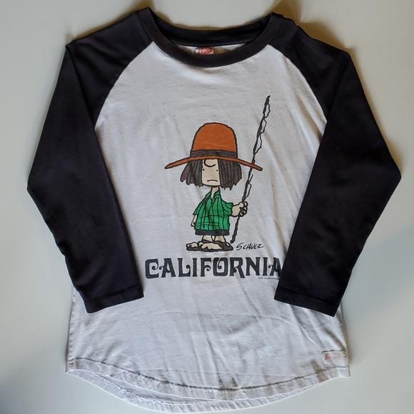 TPSTR Peppermint Patty California Tshirt